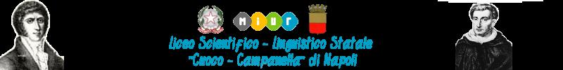 """Liceo Linguistico-Scientifico Statale """"Cuoco-Campanella"""" - Napoli"""