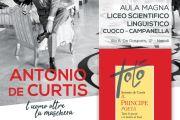 ANTONIO DE CURTIS- L'UOMO OLTRE LA MASCHERA IL 19 NOVEMBRE 2019