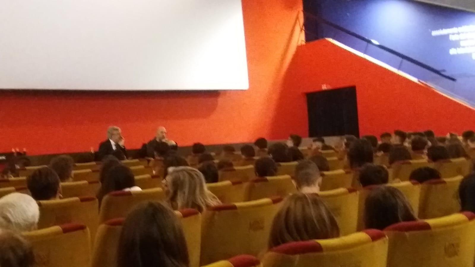 Incontro con l\' autore - Cinema Modernissimo